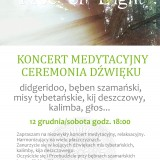12.12 (sob): Koncert medytacyjny Tree of Light